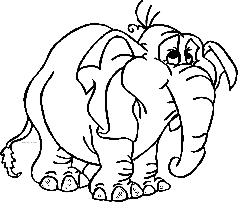 sad baby pic cartoon