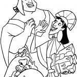 The Emperor New Groove Disney Castle Toy Coloring Pages