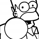 The Simpsons You Coloring Page