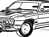 All Car Coloring Page