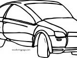 Also Car Coloring Page