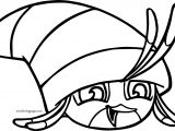 Angry Birds Stella Birds Willow Coloring Page