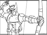 Archer Avengers Arrow Coloring Page