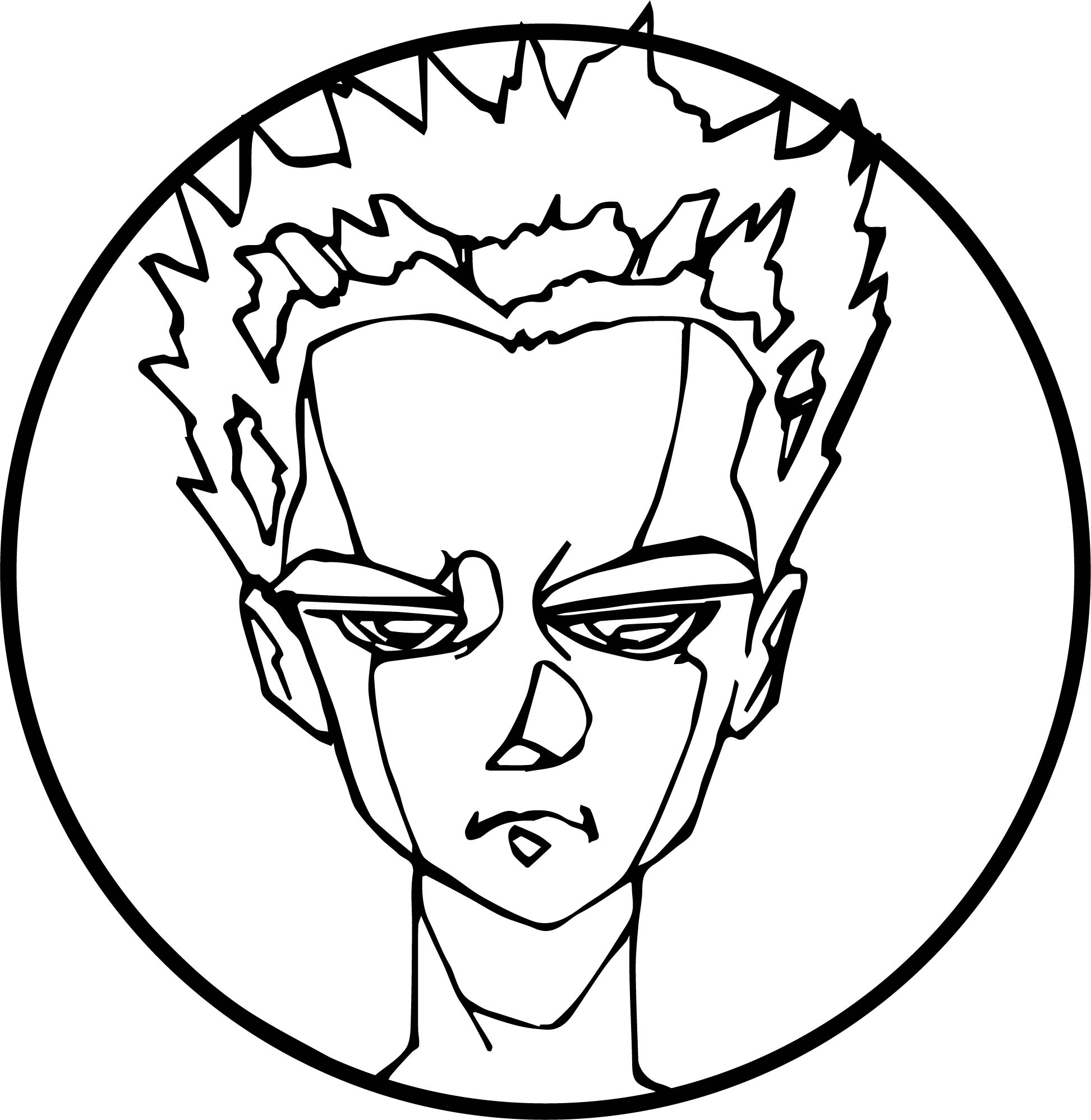Are Boy Coloring Page