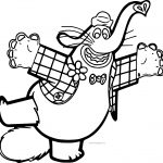 Bingbong Coloring Pages