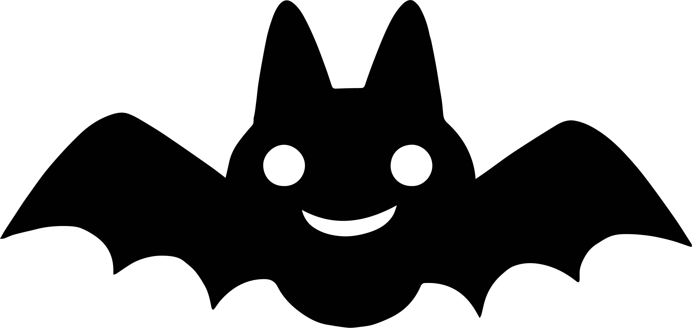 Black Bat Coloring Pages