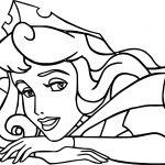 Disney Princess Sleeping Beauty At Disney Auwhist Coloring Pages