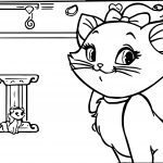 Disney The Aristocats Greek Coloring Page