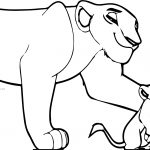 Sarafina But Mom I Want To Play With Jilliana Coloring Page