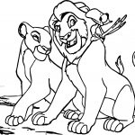 Sarafina Family Parrot Coloring Page