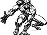 Spider Man What Coloring Page