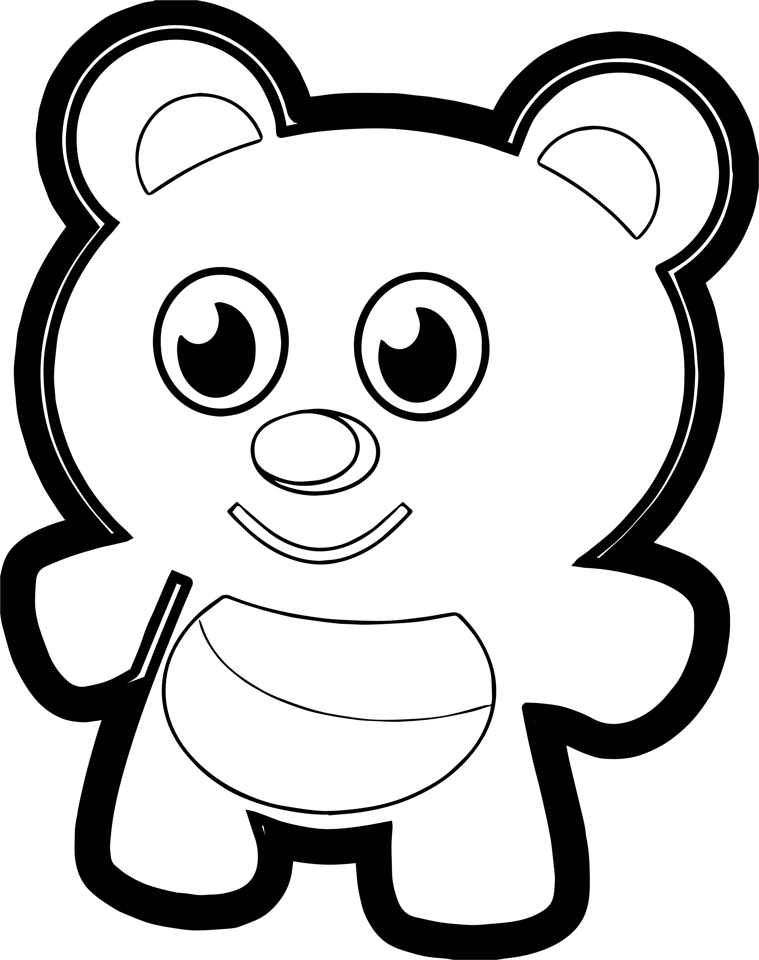 We Bear Coloring Page