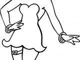Betty Boop I Am Great Coloring Page