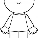Can Boy Coloring Page