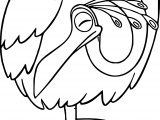 Disney Pixar Up Dog And Bird Coloring Pages
