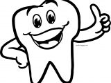 Good Work Dental Coloring Page