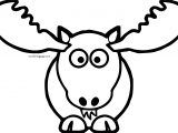 Lemmling Cartoon Moose