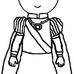 Lord Caillou Coloring Page