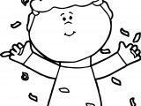 Party Boy Coloring Page
