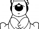 Them Bear Coloring Page