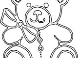 Which Bear Coloring Page For Children