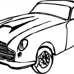 Your Car Coloring Page