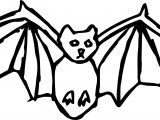 Air Bat Coloring Page