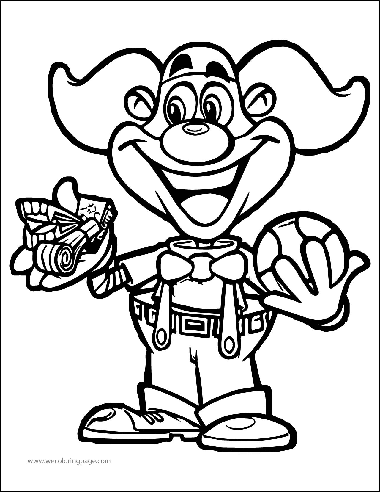 thanksgiving coloring pages funny clowns - photo#42
