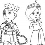 Emperor Manny And Empress Kelly Handy Manny Coloring Page