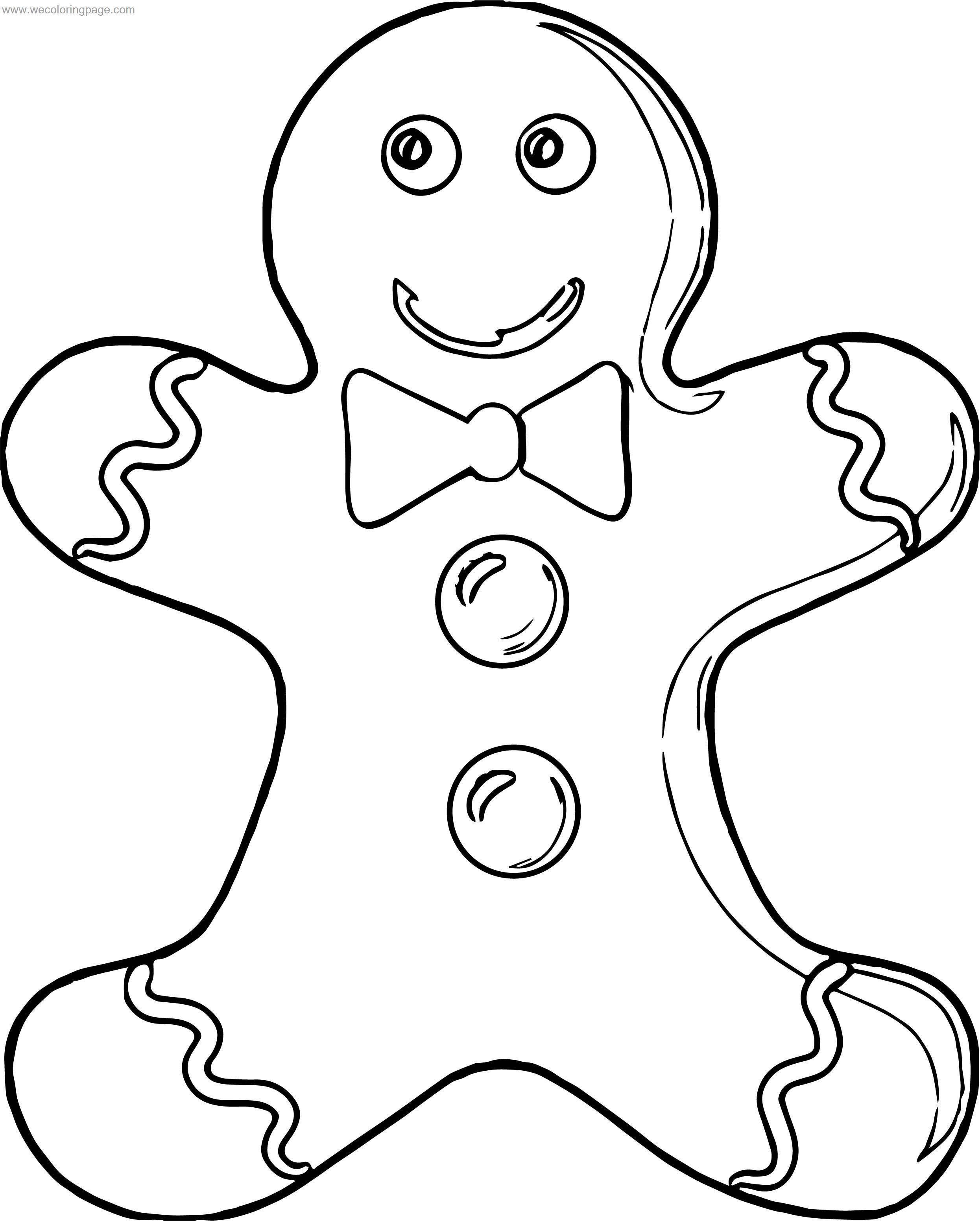 gingerbread cookie coloring page - exchange gingerbread man cookie gingerbread house coloring