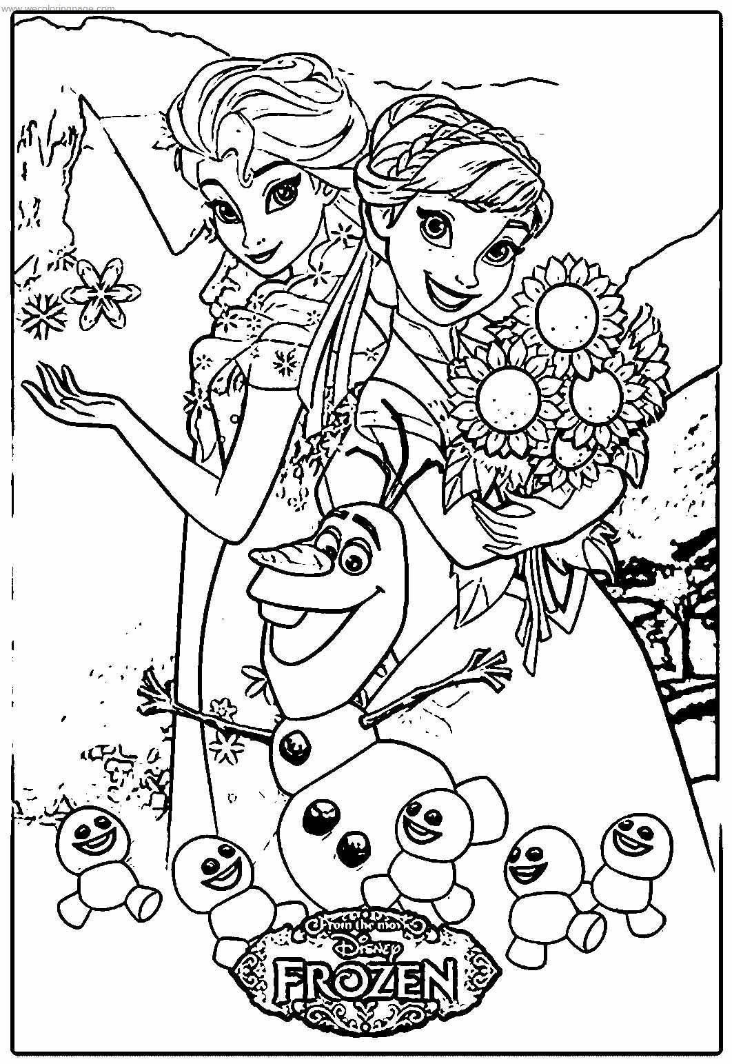 Fever Poster Picture Coloring Page