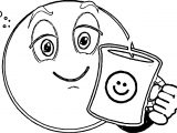 Happy Face Funcentrate Sad Smiley Face Clip Art Picture Coloring Page