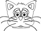 Him Cat Coloring Page