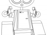 Minion Robot F45r Coloring Page