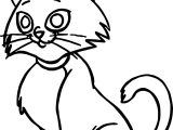 Move Cat Coloring Page