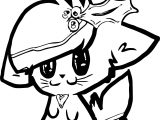 Other Cat Coloring Page