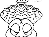 Other Crocodile Alligator Coloring Page