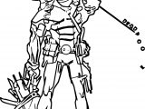 Other Deadpol Coloring Page