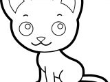 Play Cat Coloring Page