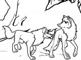 Render Balto Source Wolf Coloring Page