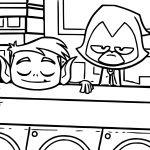 Teen Titans Go Robin Boring 1280x720 Jmk www.wecoloringpage.com Coloring Page