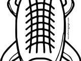 Tell Crocodile Alligator Coloring Page