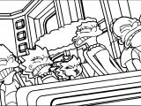The Simpsons Movie Sequel Storyline Turned Into Episode Bfgt Coloring Page