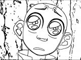 Tumblr Big Eyes Avatar Aang Coloring Page