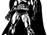 Use Batman Coloring Page