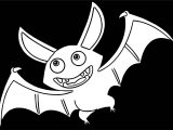 Word Bat Coloring Page