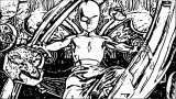 Aang Avatar The Last Airbender X Avatar Aang Coloring Page 2141451