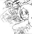 Aang Katara Lol Lengtu Avatar Aang Coloring Page