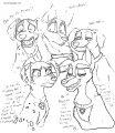 Adult Paw Patrol Junglebeatz Sketch Coloring Page