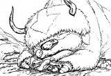 Appa Aang And Momo Bryan Konietzko Avatar Aang Coloring Page